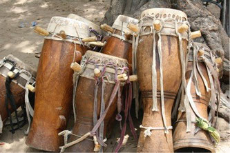 Introduction to Sabar Drumming - DrumConnection World Djembe ...
