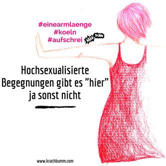 © Iris Forstenlechner - Hochsexualisierte Begegnungen