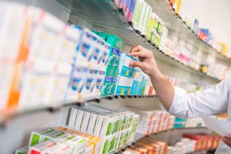 Tabletten gegen Schwitzen