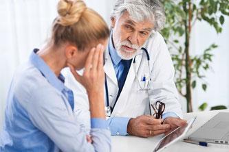 Hyperhidrose Therapeut