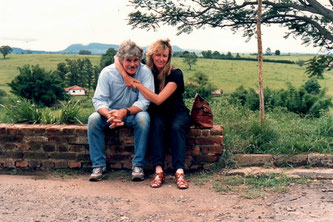 Il nostro primo viaggio in Brasile per un programma educativo e di dimostrazione (1988)