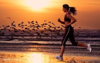 Laufen kann jeder fast überall!