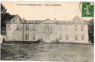 Chaâteau d'Espagnet, AGAPEI, Ladevèze-Ville