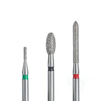 FG Diamanten, rotierende Instrumente in der Zahnheilkunde.