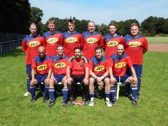 Die Mannschaft der Batenbrocker RK holte Platz zwei.