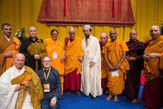 Rencontre interreligieuse Livourne, Italie le 14 juin 2014