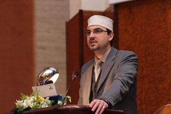 Abd al-Wadoud Yahya Gouraud à Riyadh 12 - 15 février 2012