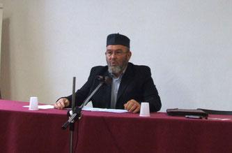 Marc Abd ar-Rashid Bossa, membre fondateur de l'IHEI