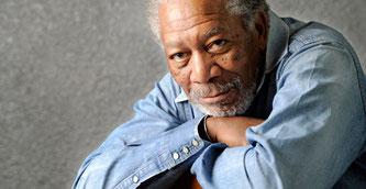 Morgan Freeman, Noeud Nord Sagittaire en maison VII.