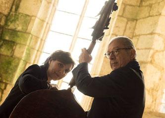 WEM#2 Festival de Chaillol, Annie Ebrel, Riccardo Del Fra, concerts, Hautes-Alpes