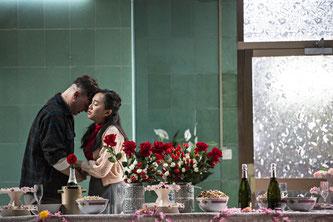 Saigon, théâtre, Caroline Guiela Nguyen, La Passerelle, Les Hommes Approximatifs