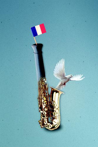 La chose commune, jazz, Commune de Paris, Théâtre La Passerelle