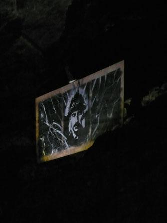 Résidence d'artiste, Djob, Mine du Fournel, Hautes Alpes