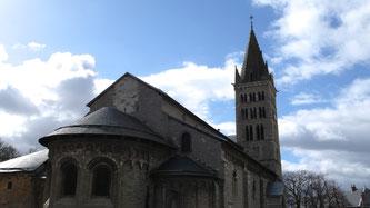 Cathédrale, Notre-Dame du Réal, Notre-Dame d'Embrun, Embrun, Hautes Alpes