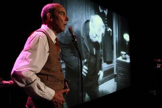 Le dernier des hommes, ciné-théâtre, théâtre du Briançonnais