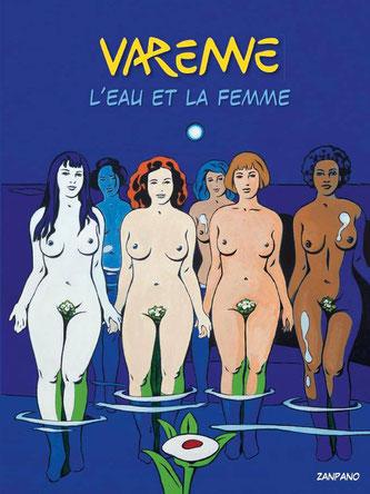 Exposition, Galerie 15 Martel Curiosity + experiences, Varenne, L'eau et la femme, Paris