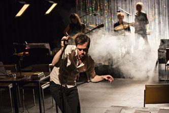 Spectacle, Théâtre La Passerelle, DJ Set sur écoute