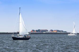 Nordsee -Hallig Hooge