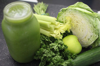 Smoothie Gemüse