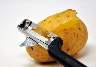 Kartoffel Schäler