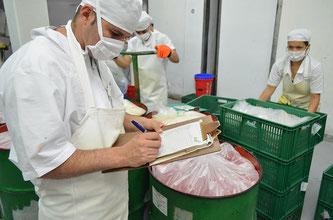 Lebensmittel Industrie
