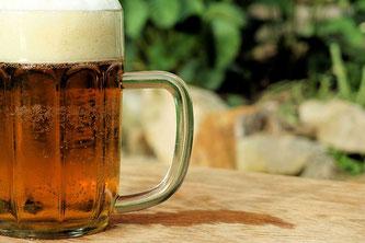 Bier Bierglas
