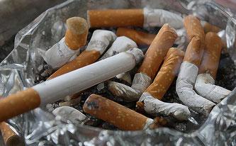 Aschenbacher Zigaretten