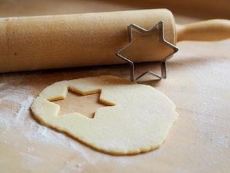 Kekse stechen