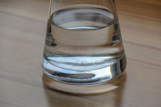 Wasser Karaffe