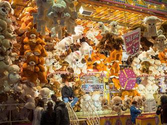 Spielzeug Jahrmarkt Kirtag