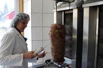 Kontrolle Kebab