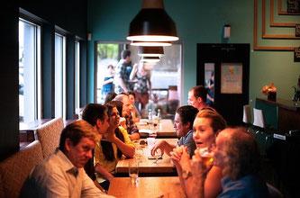 Restaurant Menschen