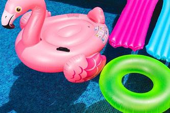 Wasser Spielzeug aufblasbar