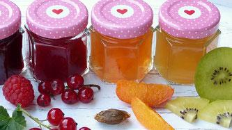 Früchte Marmelade Konfitüre