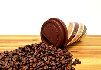 Coffe to go Bohnen