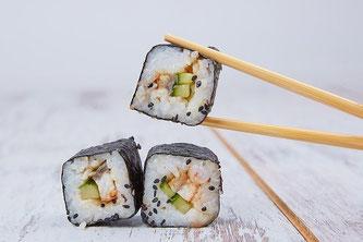 Sushi Stäbchen