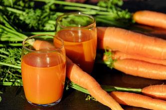Saft Karotten