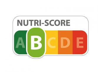 Nutri-score Skala