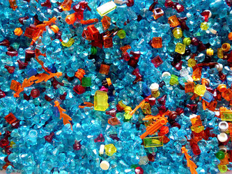 Kleine Kunststoffteile
