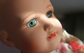 Kopf Babypuppe