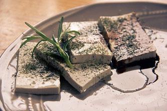Tofu Teller vegan