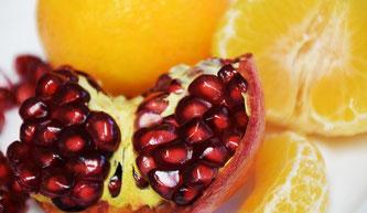 tropenfrüchte Orangen