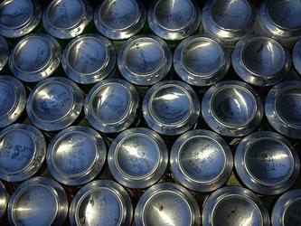 Aluminium Dosen