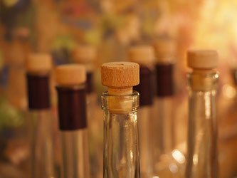 Schnapsflaschen