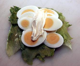 Eier Mayonnaise