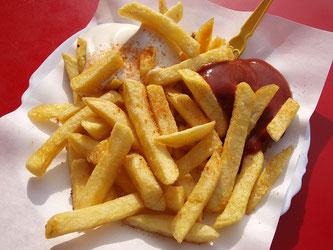 Pommes Ketchup