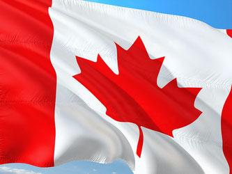 Flagge Canada
