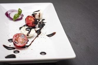Balsamico Tomaten Teller