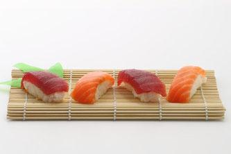 Sushi Fisch roh