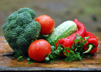 Gemüse frisch